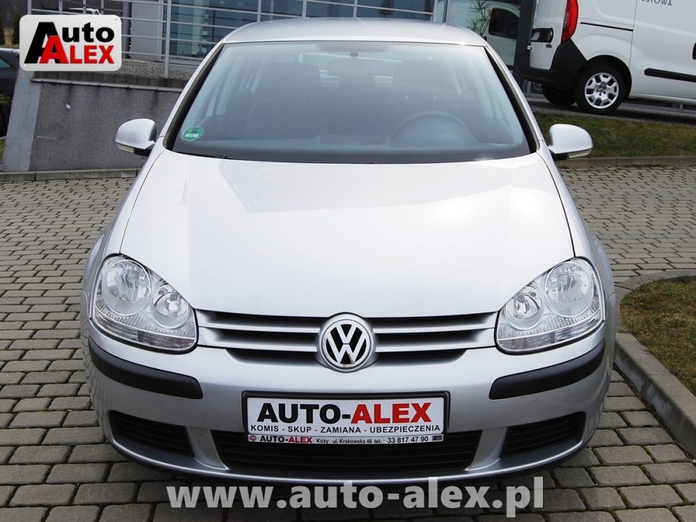 VW GOLF 1.4 90KM